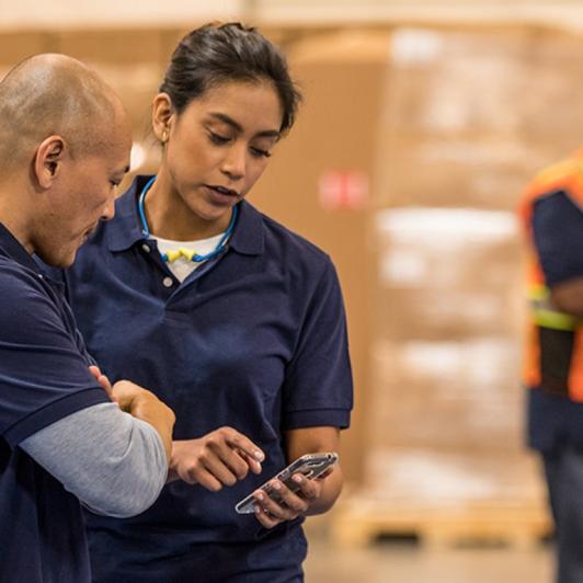Empower firstline workers