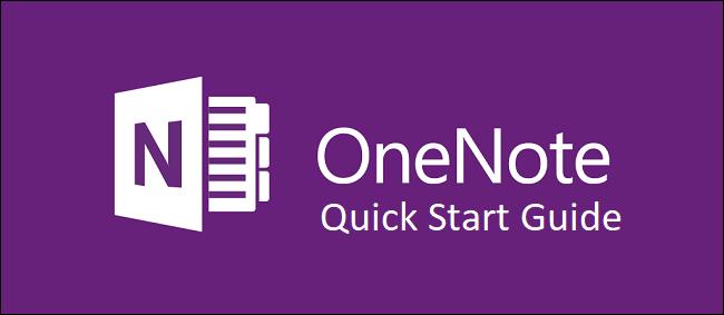 OneNote guide