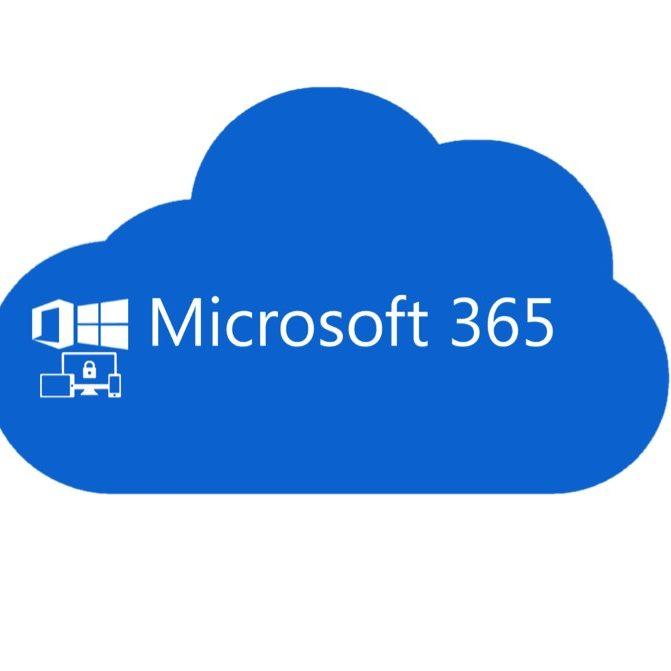 microsoft 365 image logo